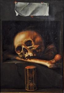 vanité au sablier - Pieter-Symonsz Potter